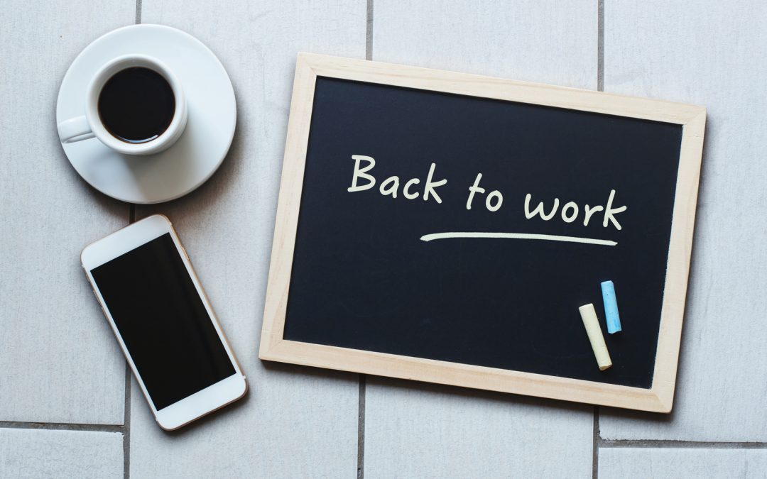 How to bring employees back from furlough